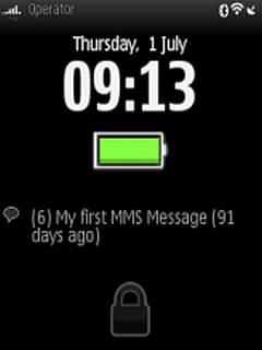 Lock Screen 0.10.76