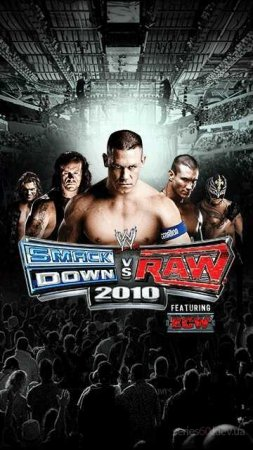 WWE SmackDown vs. RAW 2010 v1.0.26